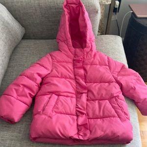 2/$15 Baby Gap girls coat 3 years